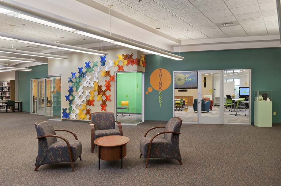 Red Mtn. Library THINKspot Maker Space